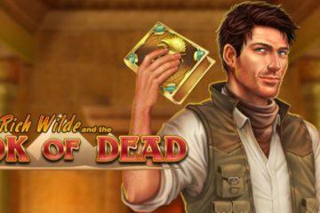 présentation de book of dead