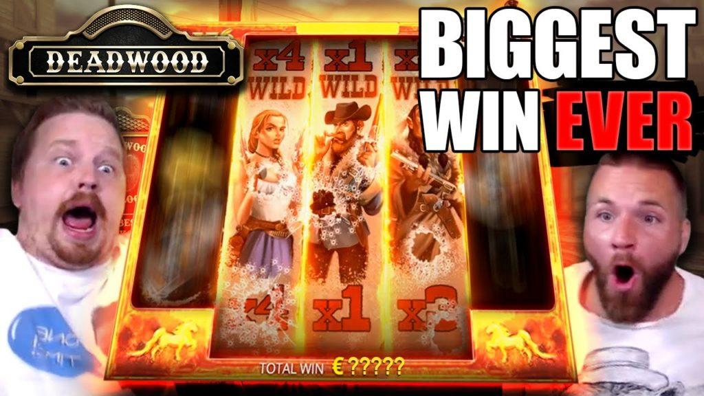 grosse win sur deadwood